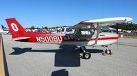 N500SU @ BKL - Cessna A150L of that school in Ohio