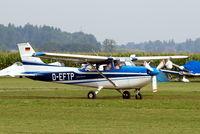 D-EFTP @ EDMT - R/Cessna FR.172H Rocket [0276] Tannheim~D 23/08/2013 - by Ray Barber