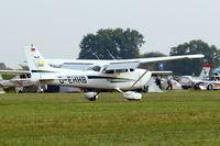 D-EHHB @ EDMT - Cessna 172S Skyhawk [172S-8813] Tannheim~D 23/08/2013 - by Ray Barber