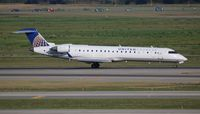 N504MJ @ DTW - United Express
