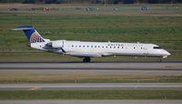N504MJ @ DTW - United Express