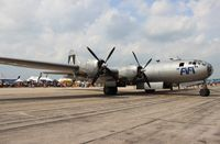 N529B @ YIP - B-29 Fifi - by Florida Metal