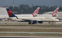 N537US @ LAX - Delta