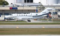 N546MD @ FLL - Citation X
