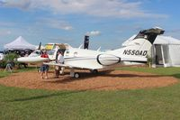 N550AD @ LAL - Eclipse 550