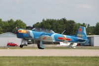 N622CD @ KOSH - Nanchang CJ-6A - by Mark Pasqualino