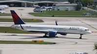 N552NW @ FLL - Delta - by Florida Metal