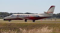 N560MF @ ORL - Citation 560