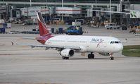 N570TA @ MIA - Taca A321