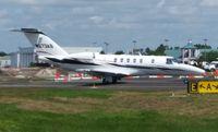 N573AB @ ORL - Citation CJ4