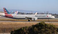 N575UW @ LAX - American