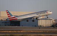 N576UW @ LAX - American