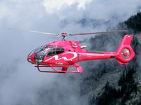 C-GUNL - Whistler Blackcomb Mountain scenic flight finale on 10th Sept 2016 - by Bernie Joyce