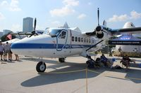 N607NA @ BKL - NASA Twin Otter - by Florida Metal