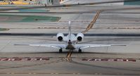 N610HC @ LAX - Citation X