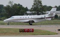 N610QS @ AZO - Net Jets