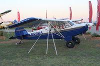N611MA @ LAL - Aviat A-1C