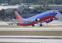 N614SW @ FLL - Southwest