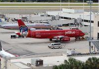 N615JB @ FLL - NYFD Jet Blue