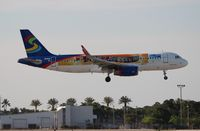 N618NK @ FLL - Spirit Airlines Ft Worth