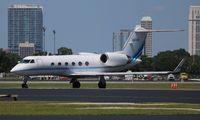 N619A @ ORL - Gulfstream IV
