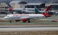 N631VA @ LAX - Virgin