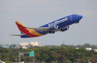 N640SW @ FLL - Southwest