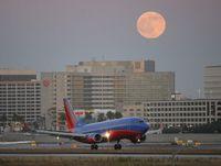 N641SW @ LAX - Southwest