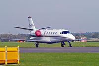 CS-DFS @ EGTK - Cessna Citation Excel [560-5372] (NetJets Europe) Oxford-Kidlington~G 01/10/2011