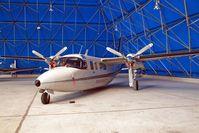 ZK-MOH @ EGTK - Rockwell Turbo Commander 690 [11006] (NZ Aerial Mapping Ltd) Oxford-Kidlington~G 01/10/2011