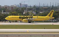N659NK @ FLL - Spirit