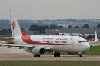 7T-VJJ @ LFPO - Boeing 737-8D6, Ready to take off Rwy 08, Paris-Orly Airport (LFPO-ORY) - by Yves-Q