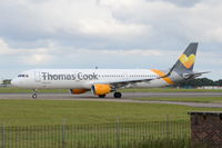 G-TCDL @ EGSH - About to depart from Norwich. - by Graham Reeve