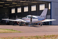 ZS-LXY @ FAWB - Cessna 402C Businessliner [402C-0453] Pretoria-Wonderboom~ZS 19/09/2006 - by Ray Barber