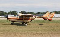 N1UF @ KOSH - Cessna T337G