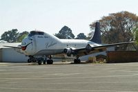 9J-PAA @ FAGM - Aviation Traders ATL.98 Carvair [21/27314] (Phoebus Apollo) Johannesburg-Rand~ZS 21/09/2006. Engines have since been restored.
