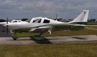N682CS @ ORL - Cessna T240