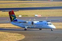ZS-NLY @ FAJS - De Havilland Canada DHC-8-315 Dash 8 [352] (South African Express) Johannesburg Int'l~ZS 19/09/2006