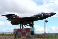 XA553 @ FACT - Gloster Javelin FAW.1 [XA553] (Ex Royal Air Force) Cape Town Int'l~ZS 16/09/2006