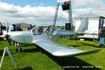 G-CEND @ EGBK - at Aeroexpo 2016 - by Chris Hall