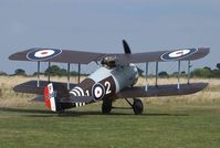 ZK-SNI - Taxyhing for departure at Stow Maries - by keith sowter