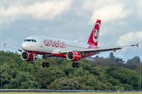 D-ABDY @ EDDR - Airbus A320-214 - by Jerzy Maciaszek