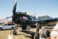 N14HP @ RTS - At the 2003 Reno Air Races. - by kenvidkid