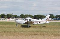 N47945 @ KOSH - Piper PA-28R-201
