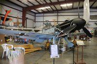 N700E @ CNO - BF-109 restoration