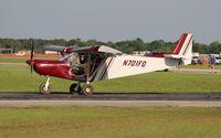 N701FD @ LAL - CH 701 - by Florida Metal