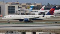 N704X @ LAX - Delta 757-200