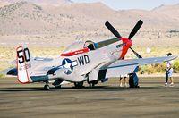 CF-IKE @ RTS - At the 2003 Reno Air Races. - by kenvidkid