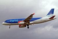 G-MIDO @ EGLL - Airbus A320-232 [1987] (bmi British Midland) Heathrow~G 01/09/2006. On finals 27L.