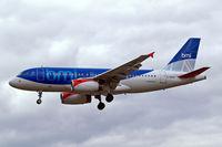 G-DBCH @ EGLL - Airbus A319-131 [2697] (bmi British Midland) Heathrow~G 31/08/2006. On finals 27L. - by Ray Barber